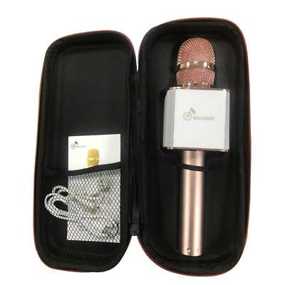 Q9  Mikrofon Karaoke Wireless Bluetooth 4.0 Portable Microphone KTV Player DHL