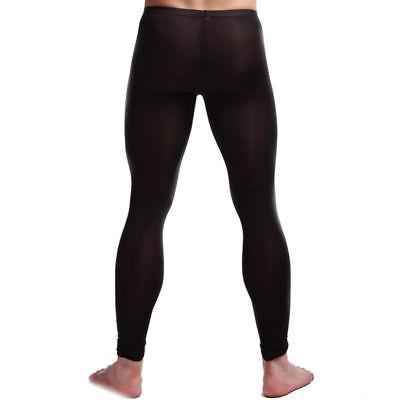 c8a61267adee1 HERREN UNTERWÄSCHE UNTERHOSEN Lang Pants Hose Männer Strumpfhosen Leggings  Tight