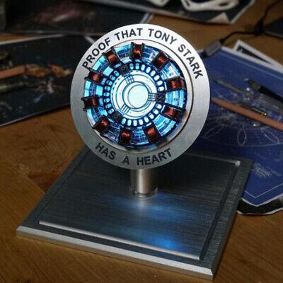 Iron Man Arc Reactor Proof that Tony Stark has a heart LED Lamp Light Arc MK2 2