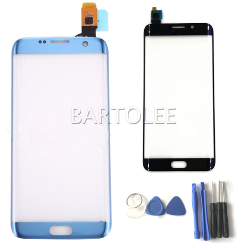 For Samsung Galaxy S7 Edge G935 Front Touch Screen Digitizer Display Glass +Tool 6