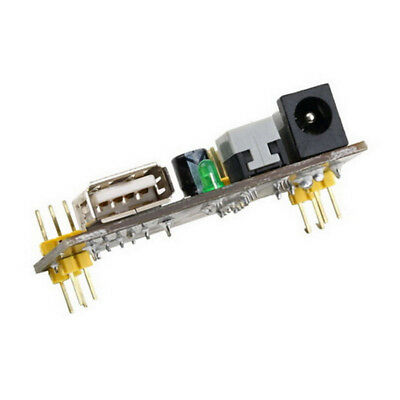 MB-102 Breadboard Protoboard 830 Tie Points 2  Test Circuit BSG 6