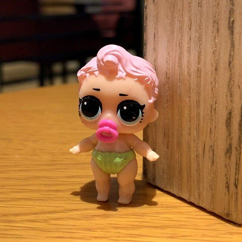 LOL Surprise Doll LiL Sister LIL ROYAL HIGH-NEY Series 4 Eye Spy Cute Baby Doll