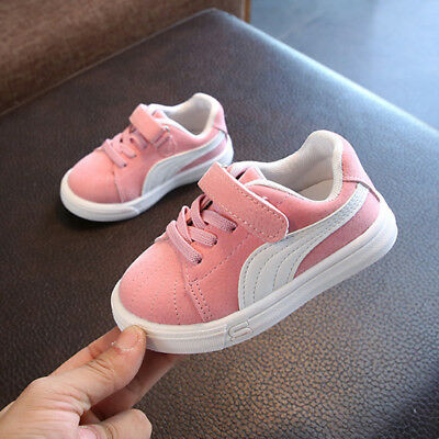 Boys Girls Kids Trainers Shoes Sneaker Children Infant Toddler Casual Shoes size 3