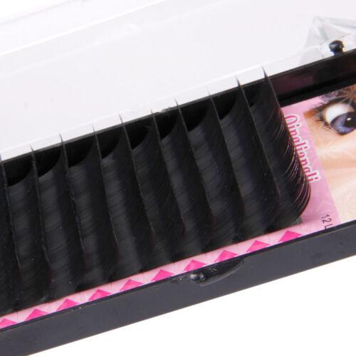 Cache plateau Blink individuel noir B C D J Curl 0.07mm Extension des faux cils