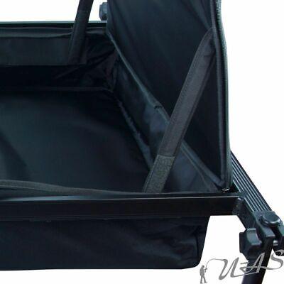 DELTA FISHING Luxus Feeder Box Futtertisch Beistelltisch Tackle Box für Kiepe 8