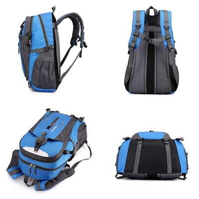 40 Liter Waterproof Outdoor Sports Bag Backpack Travel Hiking Camping Rucksack 12