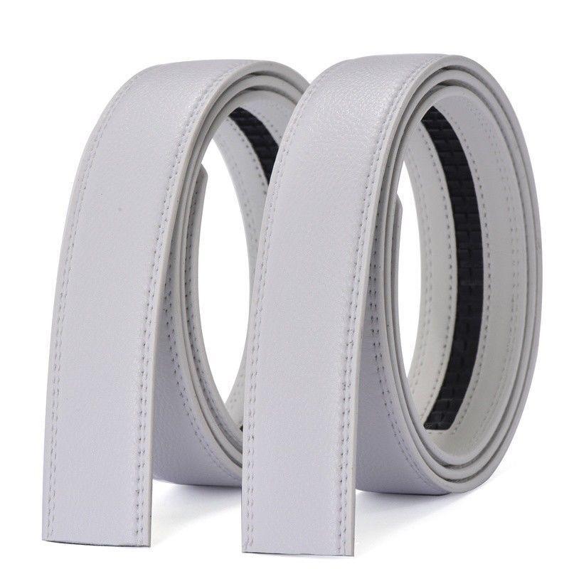 2 sur 12 hommes non boucle ceinture cuir synthétique AUTOMATIQUE lanière  affaires taille e0b4d6c6546