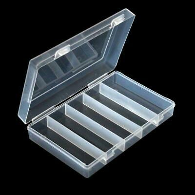 Plastic Storage Box Collection Case for 100pcs 27mm Coin Capsules Holder 8