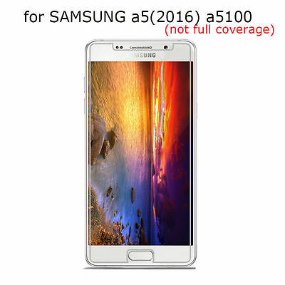 2Pcs HQ 9H Premium Tempered Glass Screen Protector Film For Samsung Galaxy Phone 7