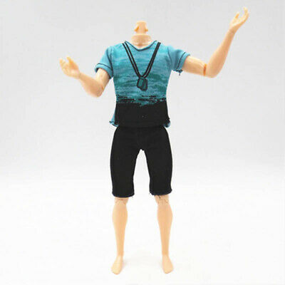 1SET 1/6 Casual WearShirt & Trousers Shorts For Ken Doll Outfits Pants Clothes 7