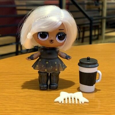 Lol Surprise Doll Hair Goals Hairspray 036 Witchay Babay Baby S5 Spooky toy gift 5