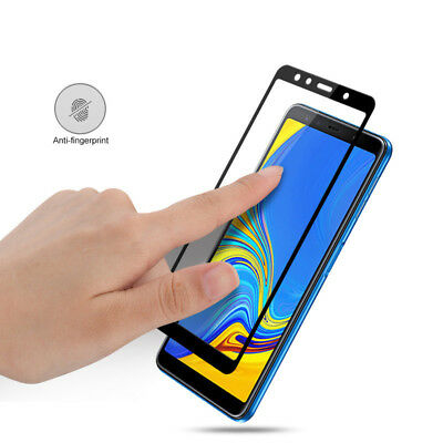 For Samsung Galaxy A7 2018 A750 3D Full Cover Tempered Glass Screen Protector 4
