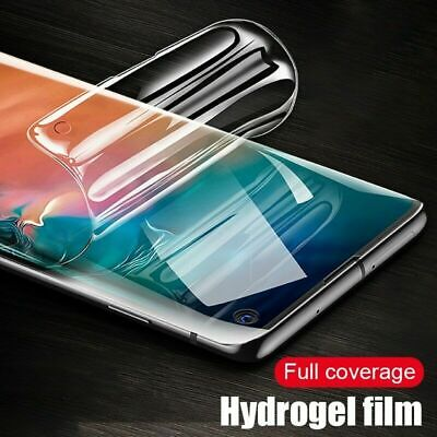 For Samsung Galaxy S20+ S20 Plus Ultra Hydrogel Full Cover Film Screen Protector 2