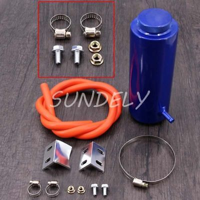 800ml Blue Overflow Catch Tank Radiator Coolant Expansion Tank Bottle Header 2