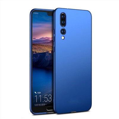 For Huawei P20 Lite Pro Plus P10 P9 Shockproof Matte Slim Hard Back Case Cover 10