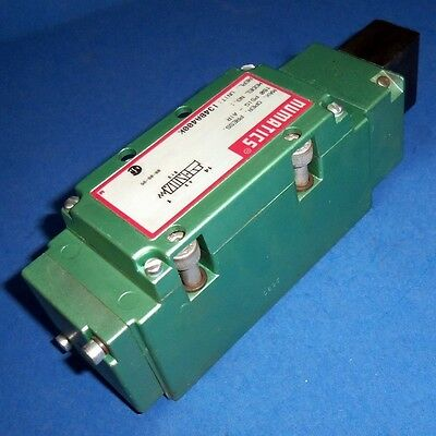 Numatics 150Psig-Air, 100-115/110-120V, 0.06A Solenoid Valve I34Ba400K *new* 2