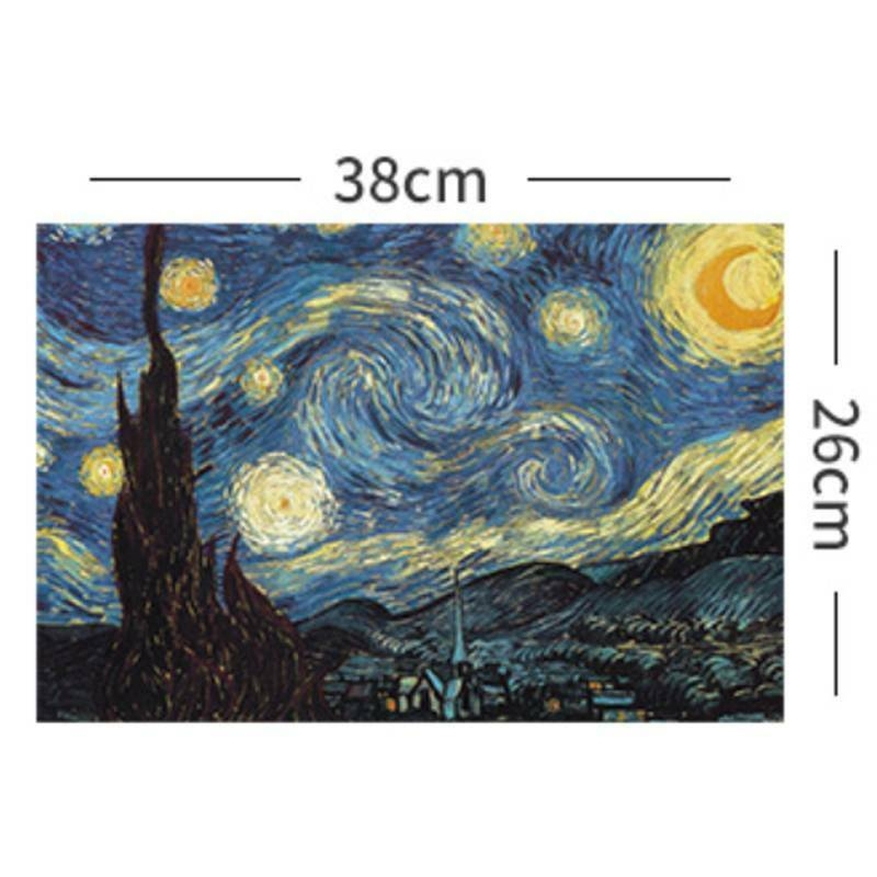 Kids Adult Puzzle 1000 Pieces Mini Jigsaw Decompression Game Toys Gifts Home 5