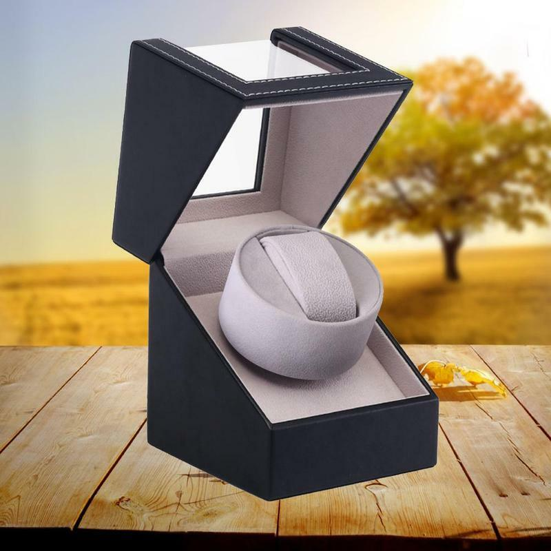 Automatikuhren Beweger Uhrenbeweger Uhrenschatulle 1 Uhr Automatik-Armbanduhren 2