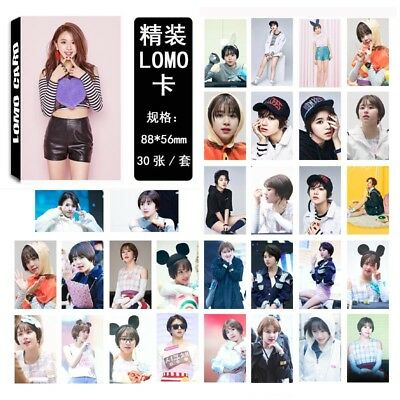 Lot of & KPOP TWICE Album PhotoCard Poster Photo Card Lomo Card Bookmarks 8
