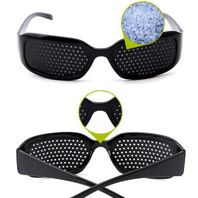 Eyes Correction Exercise Eyesight Vision Care Improvement Pinhole Glasses Unisex 2