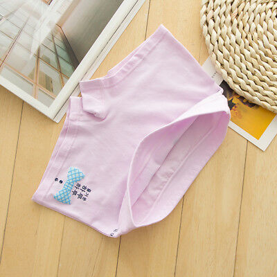 5 Pack Girls Boxer Shorts Briefs Cotton pants Underwear Knickers age 5-12 years 4
