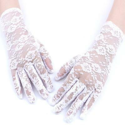 Clothing Accessories Lace Sun Gloves Gloves Sexy Party Comfortable Anti-UV LP 2
