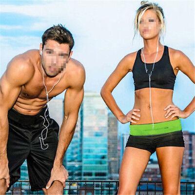 Running Belt Pouch Fitness Walking Sports Waist Pack for Phone Keys Cards Cash 3