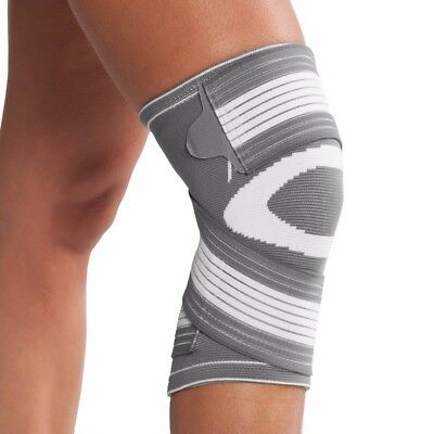 Bionix Compression Knee Support Bandage Strap Brace Patella Strain Sports Injury