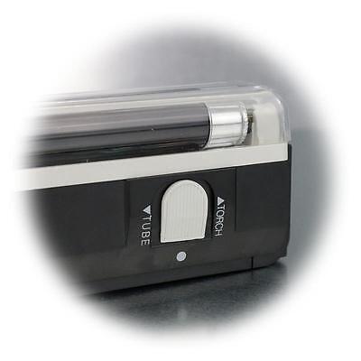 Geldscheinprüfgerät Geldprüfgerät Geldtester Geldprüfer Banknotentester Handlamp 5