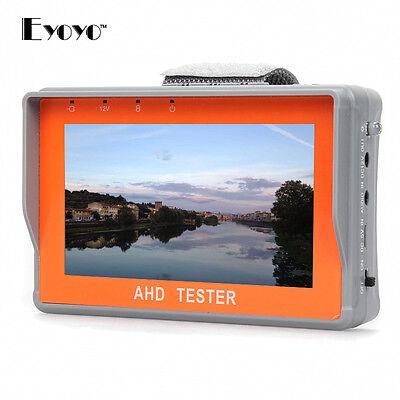 "Handgelenk 4,3 ""LTPS LCD HD 1080 P Überwachungskamera Monitor Tester AHD 12 V"