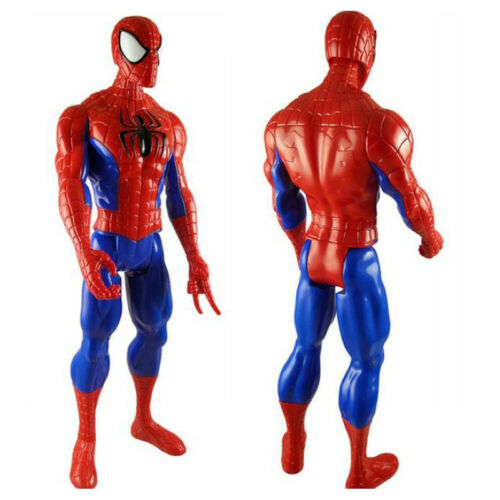 30cm Marvel The Avengers Superheld Spiderman Action Figur Figuren Iron Man Thor 11