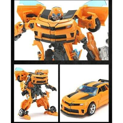 Transformers Optimus Prime Bumble Bee Classic Kids Action Figure Toy Xmas Gift 5