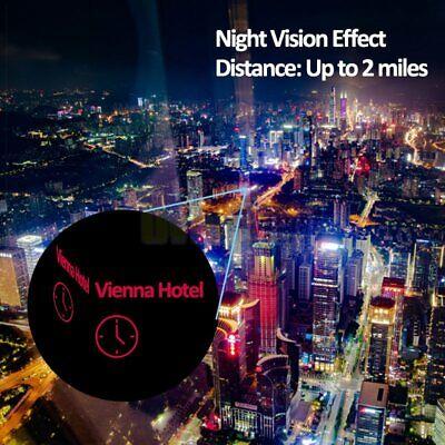 10X25 Binoculars with Night Vision BAK4 Prism High Power Waterproof 7