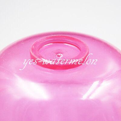 Dental Lab Nonstick Flexible Rubber Impression Mixing Alginate Bowl Pink 10CM 8