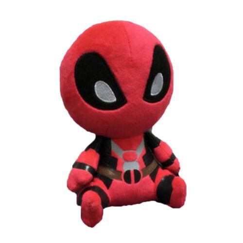 "Marvel Deadpool Plush Doll Figurines 8/"" Doll Toy Halloween Christmas Gift"