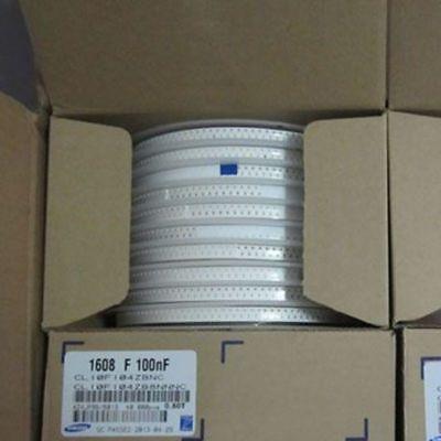 106K 10uF ±10/% X7R SMD capacitor MLCC 1206 3.2mm×1.6mm 3216