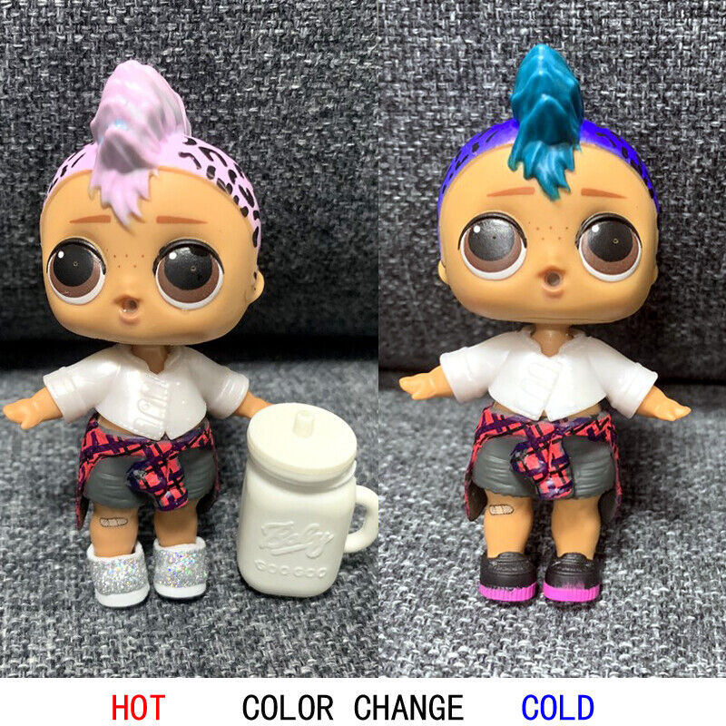 PUNK BOY Original PUNK BOI BOY Outfit Cloth /& SHOES For Lol Surprise Doll L.O.L