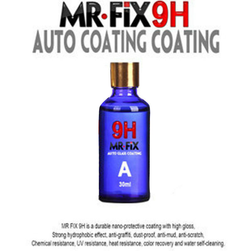 auto super ceramic car coating 9h mr fix as seen on tv. Black Bedroom Furniture Sets. Home Design Ideas