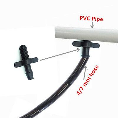 50 stück Garten MICRO Bewässerung Bewässerungssystem Splitter Adapter t Set