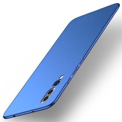 For Huawei P20 Lite Pro Plus P10 P9 Shockproof Matte Slim Hard Back Case Cover 5