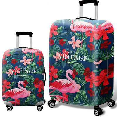 Travel Luggage Suitcase Cover Case Elastic Dustproof Antiscratch Protector 18~32 3