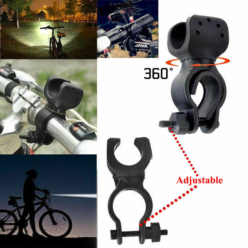 Rechargeable 350000LM Flashlight CREE T6 LED Tactical Bike Light Torch Headlamp 10