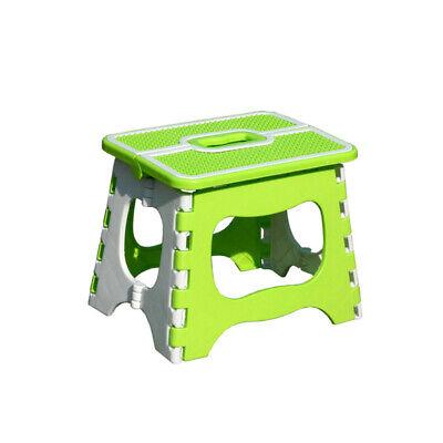 Plastic Multi Purpose Folding Step Stool Home Kitchen Easy Storage Foldable 5