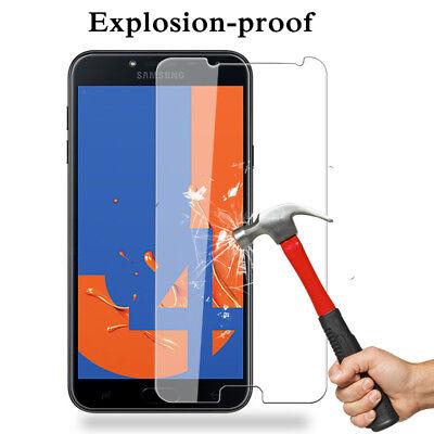 5X Tempered Glass Screen Protector For Samsung Galaxy J2 J3 J5 J7 J8 J6 J4 Plus 4