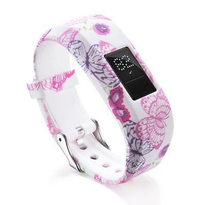 Replacement Band For GARMIN VIVOFIT JR JR2 JUNIOR Fitness Wristband Bracelet 7