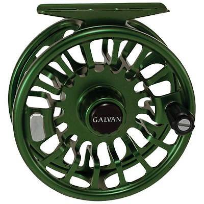ROD FREE US SHIP GALVAN T-4 SPARE SPOOL FOR TORQUE 4 FLY REEL BLACK FOR 4//5 WT