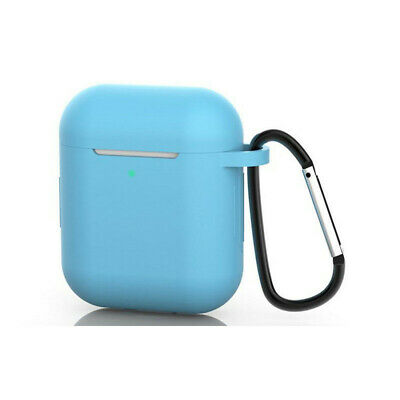 Hot Silicone Protective Cover Slim Case For Apple AirPods Earphone Charger Cases 7