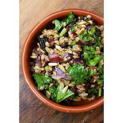 Organic Grain Roasted Farro highly nutritious grain 500g 3