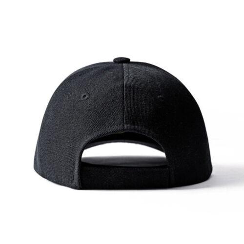 Baseball Cap Women Men Plain Snapback Trucker Sports Caps Sun Hats Summer Unisex 5