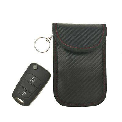 Car Key Signal Blocker Pouch Case FOB Fraday Bag RFID Security Blocking New UK 8